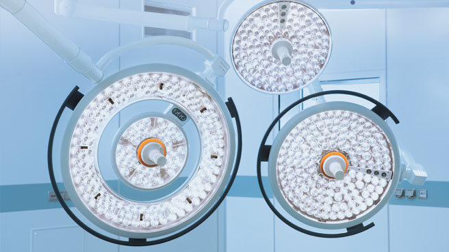 POWERLED Surgical Light